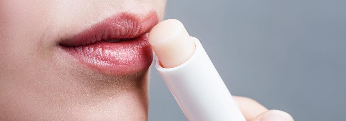 Les baumes aux lèvres