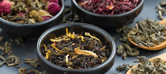 marché du thé