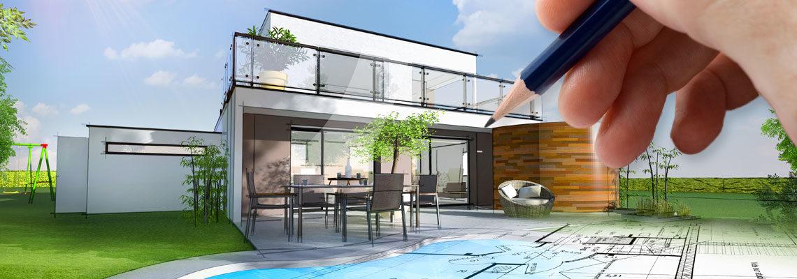 projet de maison en Haute-SavoiP